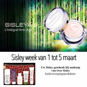 sisleyweek
